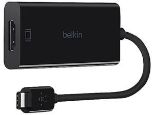 BELKIN B2B144-BLK USB-C to HDMI Adapter (For Business / Bag & Label)
