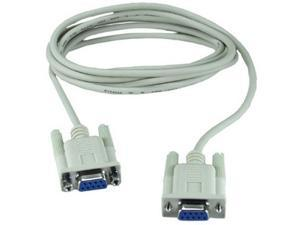 QVS 6ft USB to DB9 Male RS232 Serial Adaptor Cable UR-2000M2