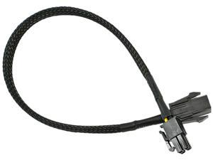 1ST PC CORP. CB-P4-P4 1 ft. 4-pin P4 ATX extension cable Female to Male