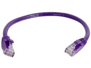 20 CAT6 Lockable Patch Cable Black Box C6PC70-BK-20 Pack of 8 pcs
