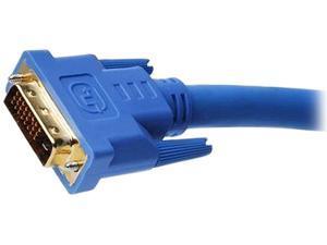 Gefen Dual Link DVI Copper Cable 6 ft (M-M), Black