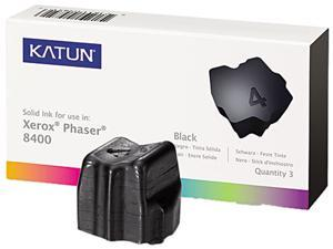 Kat38707 Phaser 8400 Compatible, 108R00604 Solid Ink, 3400 Yld, 3/Box,