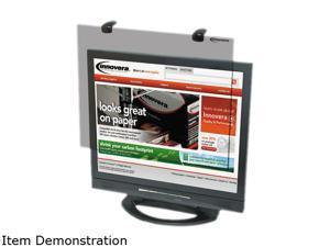 """Protective Antiglare Lcd Monitor Filter, Fits 19""""-20"""" Lcd Monitors"""