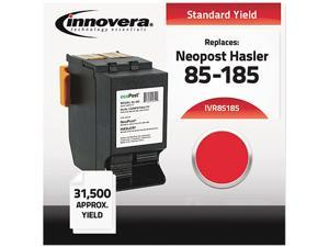 "Innovera Compatible IJINK678H Postage Meter Ink Red Ink Catridge - Red"""""