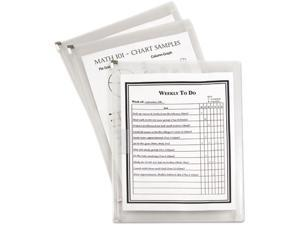 Letter Size Zip N Go Expanding Portfolio with Outer Pocket, 13 x 10, C