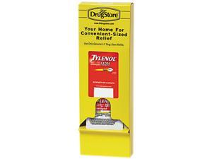 Tylenol Acetaminophen 500mg Extra Strength Caplets Refill 2 /Packet 30 Packs/Box