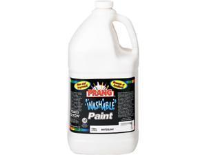 Washable Paint, White, 1 Gal