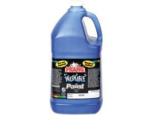 Washable Paint, Blue, 1 Gal