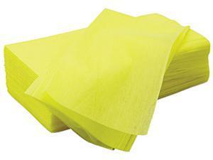 Masslinn Dust Cloths, 22 x 24, Yellow