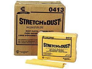 Stretch 'n Dust Cloths, 12 3/5 x 17, Yellow
