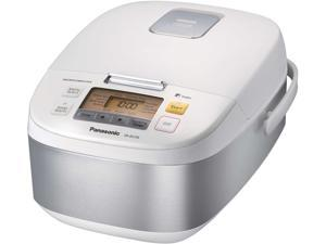 Panasonic SR-ZG105  1.0 L / 5 Cups Electric Rice Cooker (Microcomputer Controlled ) with Diamond Fluorine Coating