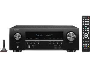 Denon AVR-S750H 7.2 Channel 4K AV Receiver with Voice Control Compatibility
