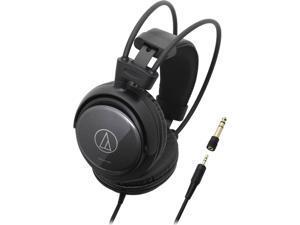 Audio-Technica SonicPro Over-Ear Headphones - Black