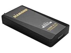 DIAMOND BVU3500 USB 3.0/2.0 to DVI/HDMI(R)/VGA Adapter