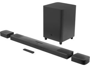 JBL BAR 9.1 True Wireless 3D Surround Sound System with Dolby Atmos, Black