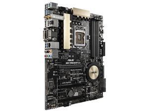 Asus Z97-PRO(Wi-Fi ac) Desktop Motherboard - Intel Z97 Express Chipset - Socket H3 LGA-1150