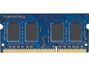 HP 8GB 204-Pin DDR3 SO-DIMM Unbuffered DDR3L 1600 (PC3L 12800) Memory Model H6Y77UT#ABA