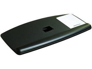 "3M Adjustable Keyboard Tray Platform - 12.3"" x 2.3"" - Black"