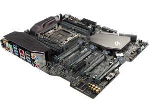 ASUS ROG RAMPAGE VI APEX LGA 2066 Intel X299 SATA 6Gb/s USB 3.1 USB 3.0 Extended ATX Intel Motherboard