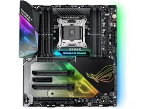 ASUS ROG RAMPAGE VI EXTREME LGA 2066 Intel X299 SATA 6Gb/s USB 3.1 Extended ATX Intel Motherboard