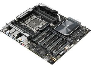 ASUS WS X299 SAGE LGA 2066 Intel X299 SATA 6Gb/s USB 3.1 CEB Motherboards - Intel