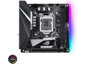 ASUS ROG STRIX B360-I GAMING LGA1151 (300 Series) DDR4 DP HDMI M.2 Mini-ITX Motherboard