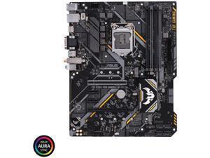 ASUS TUF B360-Pro Gaming (Wi-Fi) LGA1151 (300 Series) DDR4 HDMI VGA M.2 ATX Motherboard with 802.11 ac Wi-Fi