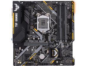 ASUS TUF B360M-PLUS GAMING LGA 1151 (300 Series) Intel B360 HDMI SATA 6Gb/s USB 3.1 Micro ATX Intel Motherboard
