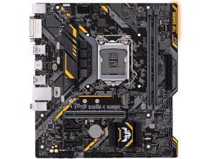 ASUS TUF B360M-E GAMING LGA 1151 (300 Series) Intel B360 HDMI SATA 6Gb/s USB 3.1 uATX Intel Motherboard
