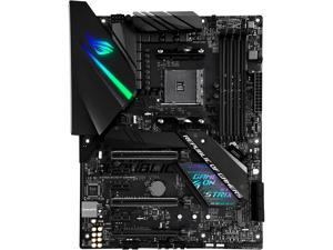 ASUS ROG Strix X470-F Gaming AM4 AMD X470 SATA 6Gb/s ATX AMD Motherboard