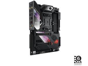 ASUS ROG Crosshair VIII Formula AMD X570 AM4 ATX Motherboard with PCIe 4.0, Dual M.2, SATA 6Gb/s, USB 3.2 Gen 2, 5Gbps LAN, Wi-Fi 6