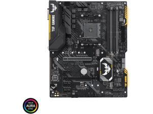 ASUS TUF X470-Plus Gaming AM4 AMD X470 SATA 6Gb/s ATX AMD Motherboard
