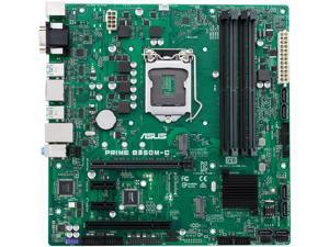 ASUS PRIME B360M-C/CSM LGA 1151 (300 Series) Intel B360 SATA 6Gb/s Micro ATX Intel Motherboard