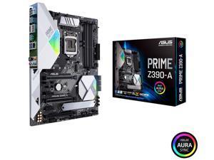 ASUS Prime Z390-A LGA 1151 (300 Series) Intel Z390 SATA 6Gb/s ATX Intel Motherboard