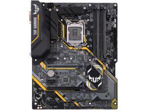 ASUS TUF Z370-Plus Gaming II LGA 1151 (300 Series) Intel Z370 HDMI SATA 6Gb/s USB 3.1 ATX Intel Motherboard