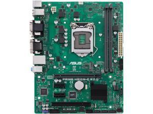 ASUS Prime H310M-C R2.0/CSM LGA 1151 (300 Series) Intel H310 SATA 6Gb/s USB 3.1 Micro ATX Intel Motherboard