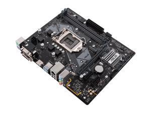 Asus Prime H310M-A R2.0/CSM Desktop Motherboard - Intel Chipset - Socket H4 LGA-1151