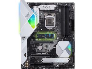 ASUS Prime Z390-A/H10 Motherboard Bundled Intel Optane Memory H10 with Solid State Storage (32GB + 512GB) LGA1151 (Intel 8th and 9th Gen) ATX DDR4 DP HDMI M.2 USB 3.1 Gen2 Gigabit LAN