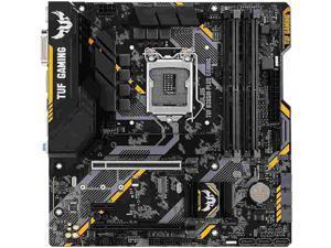 ASUS TUF B365M-PLUS GAMING (WI-FI) LGA 1151 (300 Series) Intel B365 SATA 6Gb/s Micro ATX Intel Motherboard