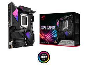 ASUS ROG STRIX TRX40-E GAMING sTRX4 AMD TRX40 SATA 6Gb/s ATX AMD Motherboard