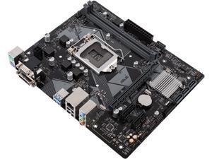 ASUS PRIME H310M-K R2.0 LGA 1151 Intel H310 SATA 6Gb/s USB 3.1 Intel Motherboard