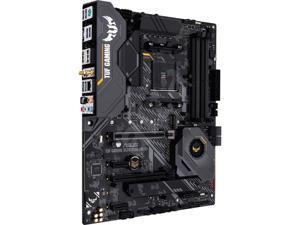 ASUS TUF GAMING X570-PLUS (Wi-Fi) 90MB1170-M0EAY0 AM4 AMD X570 SATA 6Gb/s ATX AMD Motherboard