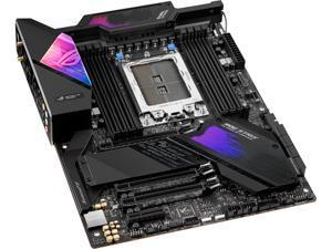 ASUS ROG STRIX TRX40-XE GAMING sTRX4 AMD TRX40 SATA 6Gb/s ATX AMD Motherboard
