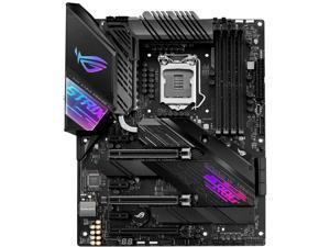 ASUS ROG STRIX Z490-E GAMING LGA 1200 Intel Z490 SATA 6Gb/s ATX Intel Motherboard