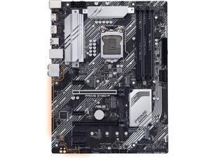ASUS PRIME Z490-P LGA 1200 Intel Z490 SATA 6Gb/s ATX Intel Motherboard