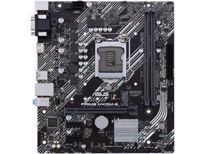 ASUS PRIME H410M-E LGA 1200 Intel H410 SATA 6Gb/s Micro ATX Intel Motherboard