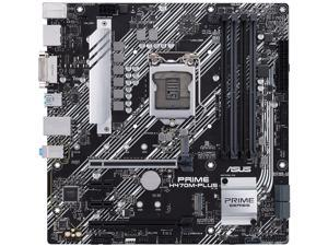 ASUS PRIME H470M-PLUS/CSM LGA 1200 Intel H470 SATA 6Gb/s Micro ATX Intel Motherboard