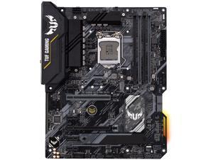 ASUS TUF GAMING H470-PRO (WI-FI) LGA 1200 Intel H470 SATA 6Gb/s ATX Intel Motherboard