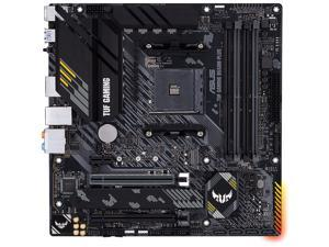 ASUS TUF GAMING B550M-PLUS AMD AM4 (3rd Gen Ryzen) Micro ATX Gaming Motherboard (PCIe 4.0, 2.5Gb LAN, BIOS FlashBack, HDMI 2.1, USB 3.2 Gen 2, Addressable Gen 2 RGB Header and AURA Sync)