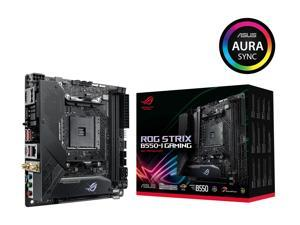 ASUS ROG STRIX B550-I GAMING AM4 AMD B550 SATA 6Gb/s Mini ITX AMD Motherboard